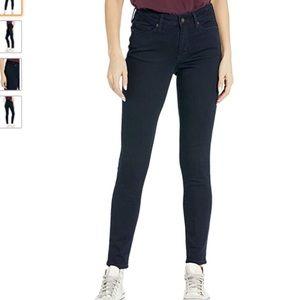 Goodthreads Mid Rise Skinny Jeans Indigo 29 Short